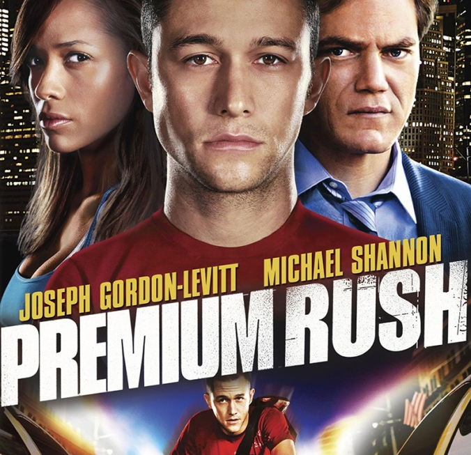 Premium rush, gordon, Michael
