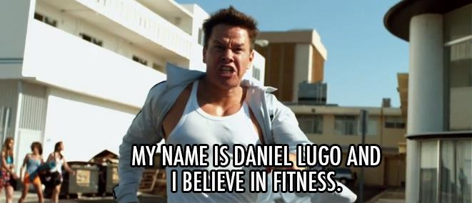 Pain and Gain, hyperbolic maddness, wahlberg goes AWOL form sanity