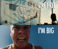 Pain and Gain's hanging from the edge Wahlberg recites his affirmations.