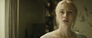 Enemy. Sarah as Anthonys beautiful blond wife