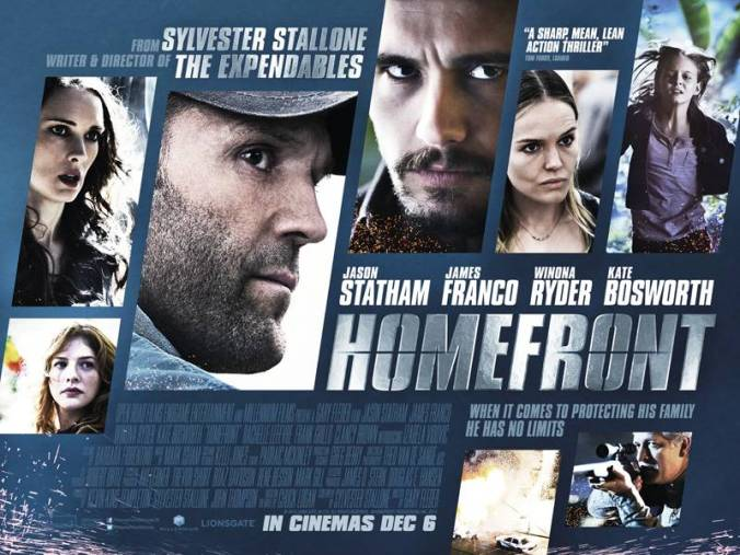 Stallone's Stathams Homefront is a Shambles of cliches