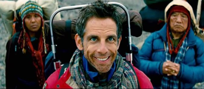 I am not with these guys, I don't know them. Walter mitty