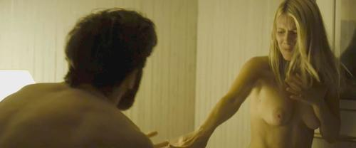 Melanie Laurent breasts - Enemy - naked sex scene, more treats.