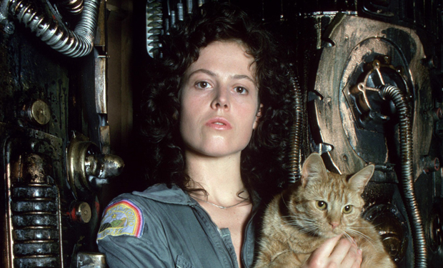 Ripley, the hero of many decades and the Alien franchise.
