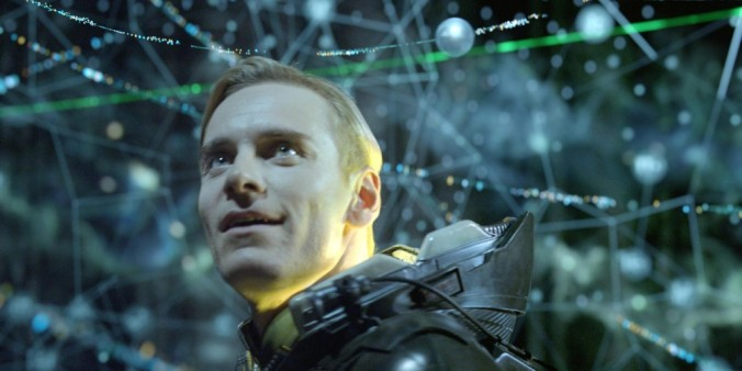 David the aspiring human become nothing more than a broken robot in Alien Covenant.