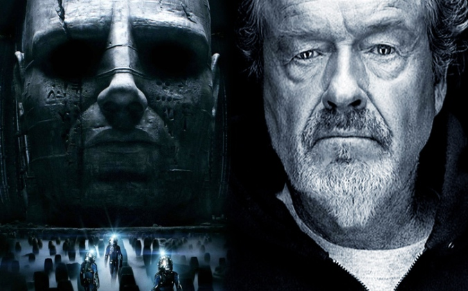 The culprit of this warrant vs humanity is Ridley Scott
