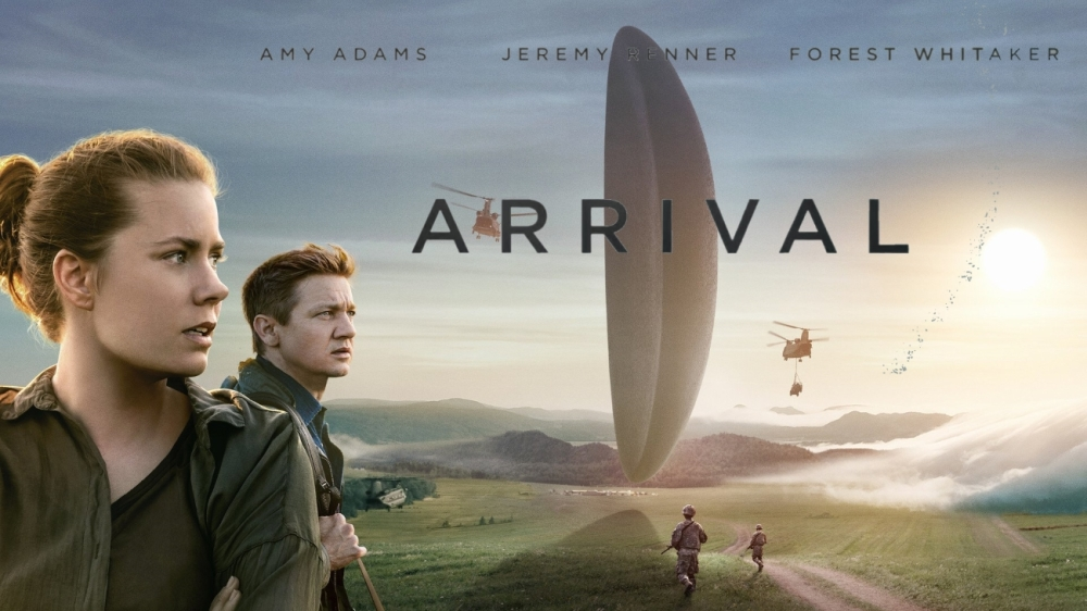 Why I Loved ARRIVAL | Calm sea raging undertow movie reviews